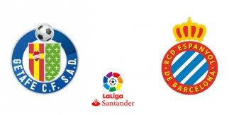 Getafe CF - RCD Espanyol (Liga Santander)
