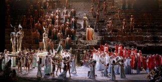 Aida © Javier del Real