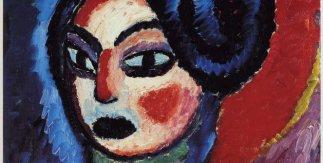 Alexéi von Jawlensky Princesa Turandot, 1912 Zentrum Paul Klee, Berna