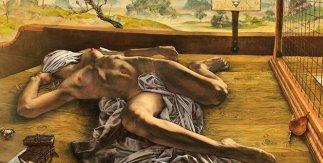 Arcanos, sátiros y alegorías. Gabriel Grun