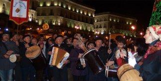 Navidad Castellana. Arrabel en concierto