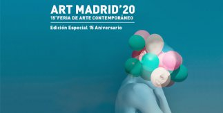 Art Madrid 2020 - Obra de Jorg Karg