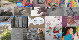 Arte en la calle: Madrid 2000-2018