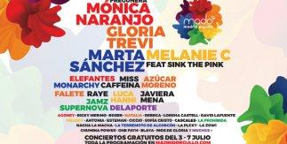 Conciertos Fiestas del Orgullo LGTBI Madrid