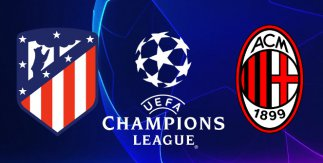 Atlético de Madrid - AC Milan (UEFA Champions League)