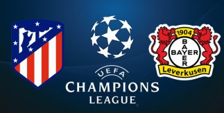 Atlético de Madrid - Bayer Leverkusen (UEFA Champions League