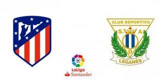 Atlético de Madrid - CD Leganés (Liga Santander)