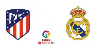 Atlético de Madrid - Real Madrid (Liga Santander)
