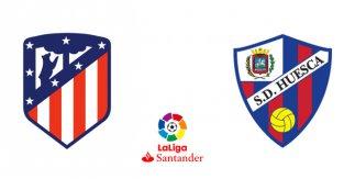 Atlético de Madrid - SD Huesca (Liga Santander)