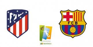 Atlético de Madrid Femenino - FC Barcelona (Primera Iberdrola Femenina)