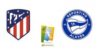 Atlético de Madrid Femenino - Deportivo Alavés Gloriosas (Liga Iberdrola)