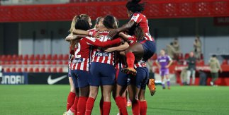 Atlético de Madrid Femenino - Valencia CF (Primera Iberdrola Femenina 2020-21)