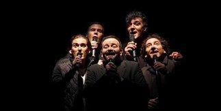 B vocal - A Cappella Christmas