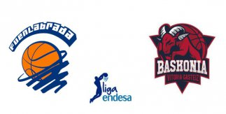 Baloncesto Fuenlabrada - TD Systems Baskonia (Liga Endesa)