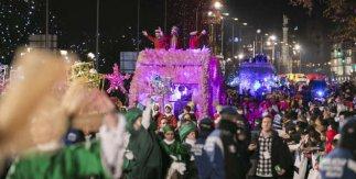 Cabalgata de Reyes Madrid 5 enero 2019