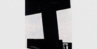 """Miguel Ángel Campano.Sin título 4, 1991. Óleo sobre lienzo, 195 x 168 cm. Colección """"la Caixa"""". Arte contemporáneo"""