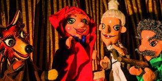 Caperucita Roja – Okarino Trapisonda Teatro de Títeres (Madrid)