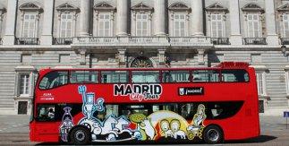 Autobús Luces de Navidad - Madrid City Tour
