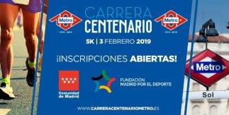 Carrera Centenario del Metro