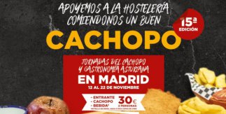 15ª Jornadas del Cachopo y Gastronomía Asturiana