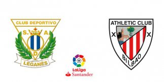CD Leganés - Athletic Club Bilbao (Liga Santander)