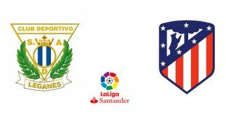 CD Leganés - Atlético de Madrid (Liga Santander)