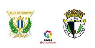 CD Leganés - Burgos CF (LaLiga SmartBank)