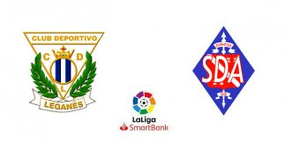 CD Leganés - SD Amorebieta (LaLiga SmartBank)