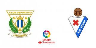 CD Leganés - SD Eibar (Liga Santander)