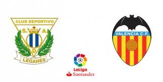 CD Leganés - Valencia CF