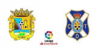 CF Fuenlabrada - CD Tenerife (LaLiga SmartBank)