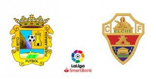 CF Fuenlabrada - Elche CF (LaLiga SmartBank)