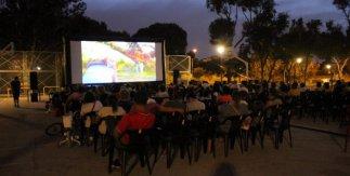Cine de verano. Villaverde 2020