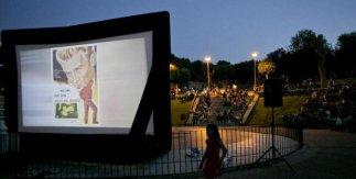 Cine de verano en Barajas