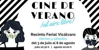 Cine de verano Vicálvaro