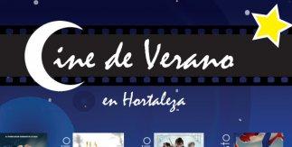 Cine de verano en Hortaleza