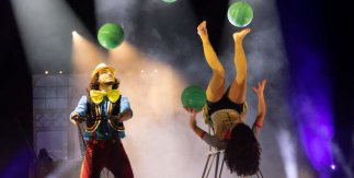 Circo Price en Navidad 2020 © Álvaro López
