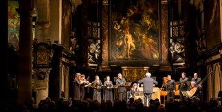 Festival Música Antigua Aranjuez - Collegium Vocale Gent