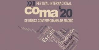 XXII Festival de Música Contemporánea COMA 2020
