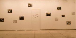 Concha Jerez. Que nos roban la memoria (2003). Instalación