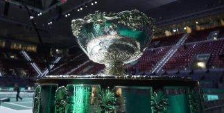 Copa Davis en la Caja Mágica