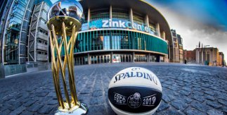 Copa del Rey de baloncesto Madrid 2019. WiZink Center