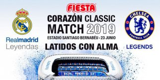 Corazón Classic Match 2019