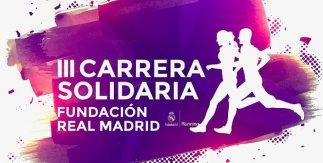 Carrera solidaria Fundación Real Madrid