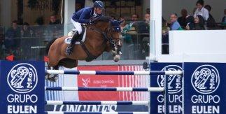 Concurso de Saltos Internacional de Madrid - Daniel Deusser