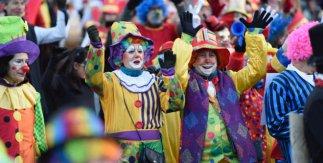 Desfile de Carnaval Madrid 2018