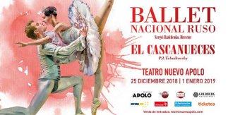 El cascanueces - Ballet Nacional Ruso