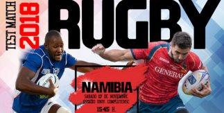 España - Namibia (Partido amistoso. Test Match 2018)