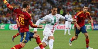 España - Portugal (Partido amistoso)