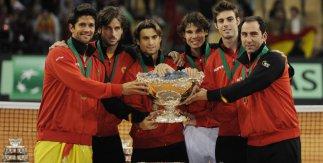 España Davis Cup Champions 2011 - Paul Zimmer